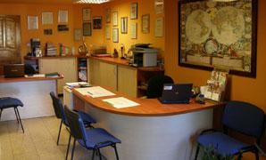 Nasze biuro w Widomej
